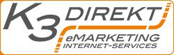 K3direkt-eMarketing & Internetservices Webagentur Fürstenfeldbruck