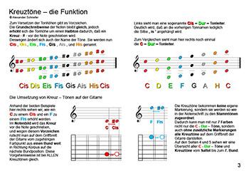 Spiel die bunten Punkte Band 2 Kreuztöne Funktion